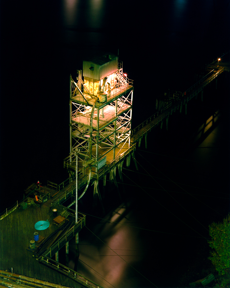 Dust Collector, 200320 x 16 inches, archival inkjet print