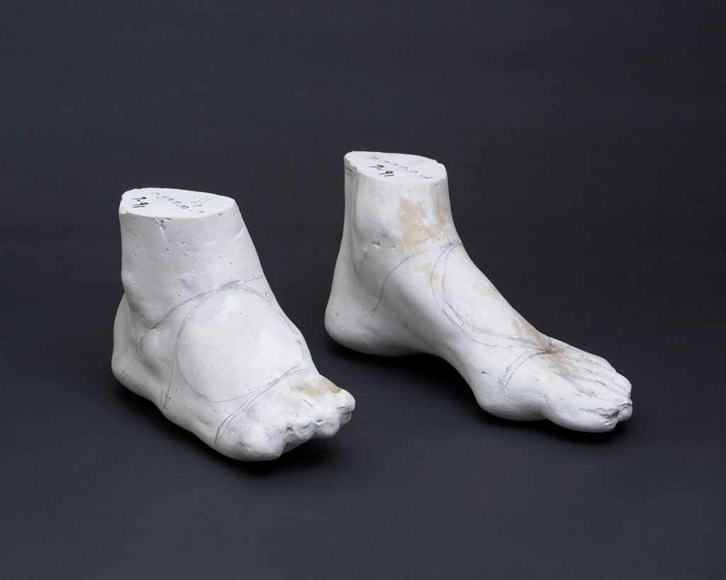 Foot Molds / 2016